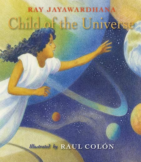 Child of the Universe book cover