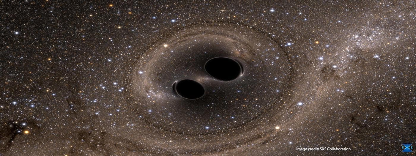 double black hole